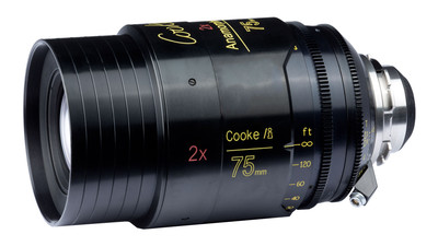 Cooke Anamorphic/i 75mm Prime T2.3 - PL Mount