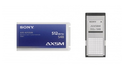 Sony AXSM (A Series) 4.8 Gbps Memory Card - 512GB (6-Pack)