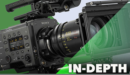 In-Depth: Sony VENICE Workshop