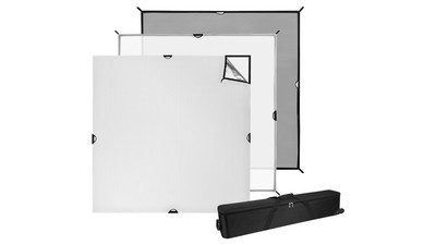 Westcott Scrim Jim Cine Video Kit - 6' x 6'