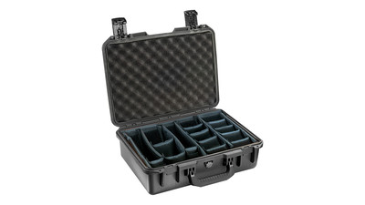 Pelican iM2300 Storm Case with Padded Dividers - Black