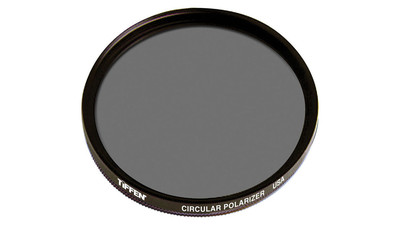 Tiffen Linear Polarizer Screw-In Filter - 127mm