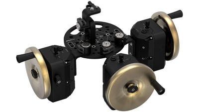 Freefly Systems MoVI Wheel Module - 3 Axis, Brass