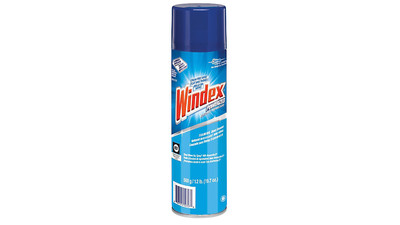 Windex Powerized Foaming Glass & Surface Cleaner - 20 oz Aerosol Can