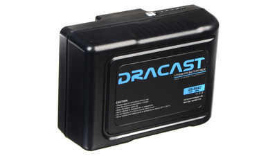 Dracast BA-90AG 90Wh Battery - Gold Mount