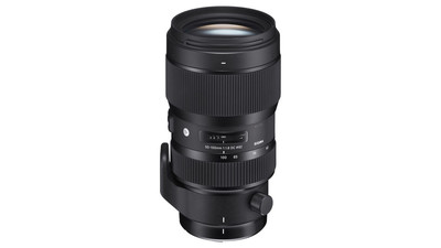 Sigma 50-100mm f/1.8 DC HSM Zoom - EF Mount