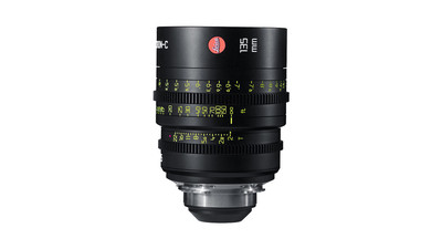 Leica 135mm Summicron-C T2.0 Prime - PL Mount