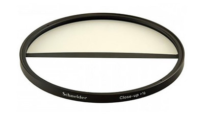 Schneider Split Diopter +1/2 Filter - 138mm