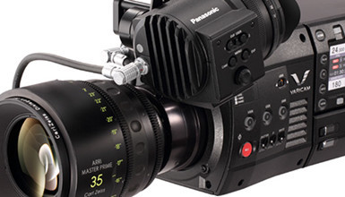 Intro image for article VariCam 35 & HS Feature Chart