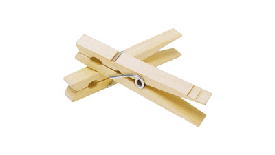 Whitmor 6026-868 Natural Wood Clothespins (100-Pack)