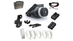 ARRI cforce Set for ALEXA Mini with Imperial Scale Pre-Marked Focus Rings