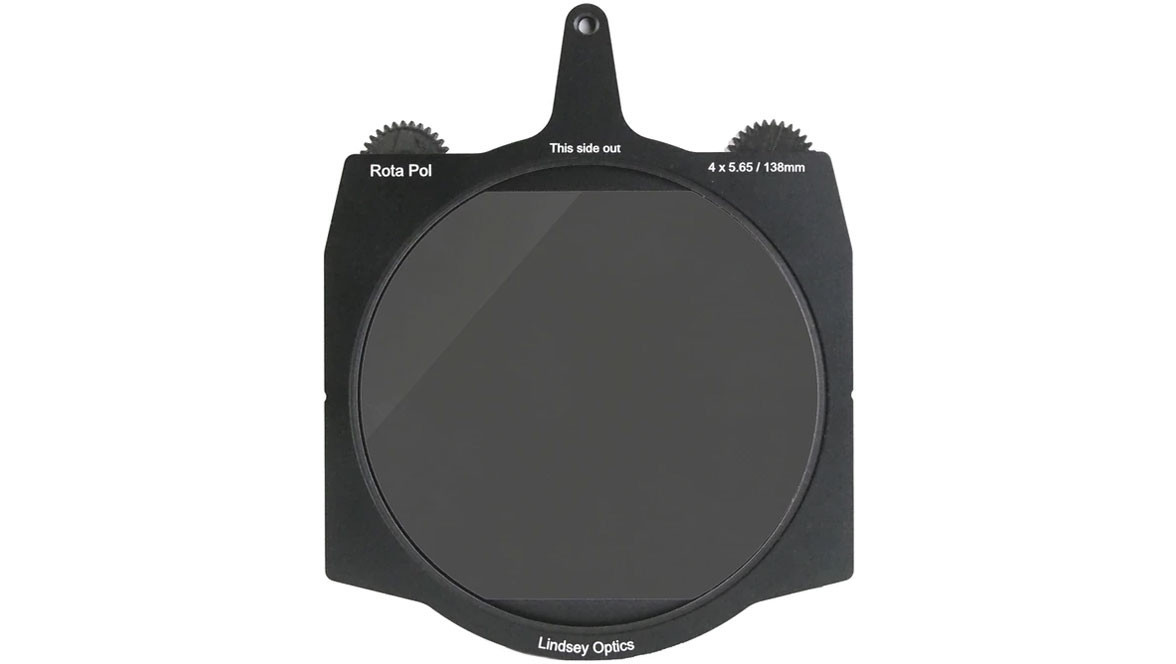 4.5 Round Brilliant Clear Filter with Anti-Reflection Coating