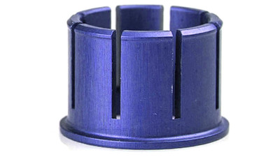 "Heden Blue Reduction Insert - 19mm to 12.7mm (0.5"")"