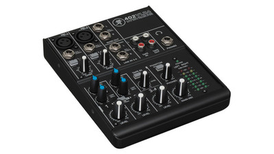 Mackie 402-VLZ4 4-Channel Ultra-Compact Mixer