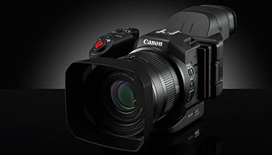Intro image for article Capturing Stills and Video with the Canon XC10