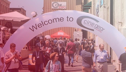 Cine Gear Expo 2019