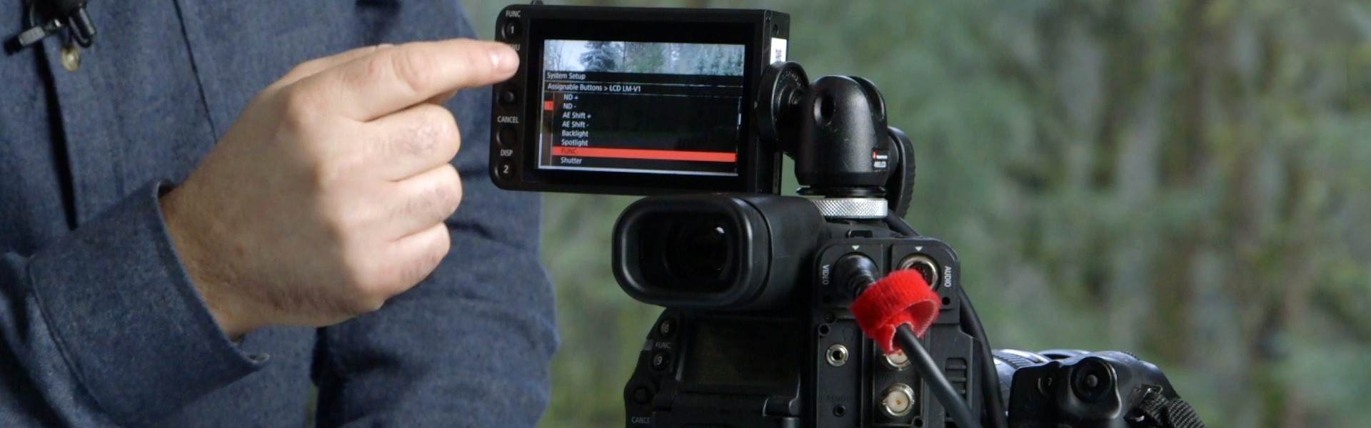 Header image for article At the Bench: EOS C300MK II Firmware Version 1.1.0.1.00