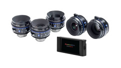 ZEISS CP.3 XD 5-Lens Set with Voucher for FREE Transvideo StarliteHD-m Monitor