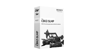 Sony FS MPEG Recording Upgrade License for PXW-FS5 / PXW-X70