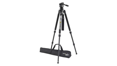 Miller 3010 Air Tripod System Solo 75 3-Stage Carbon Fiber Tripod