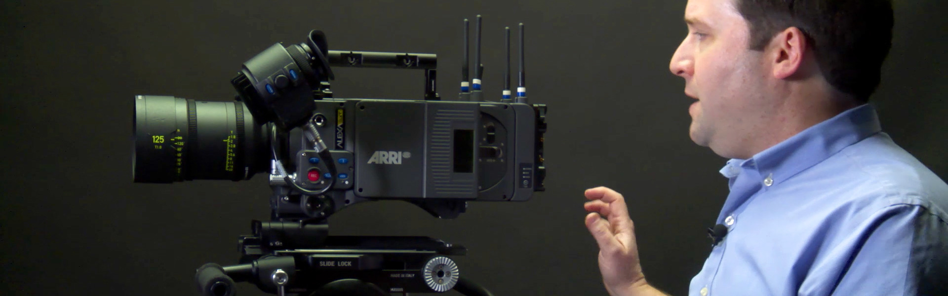 Header image for article First Look: ARRI ALEXA LF