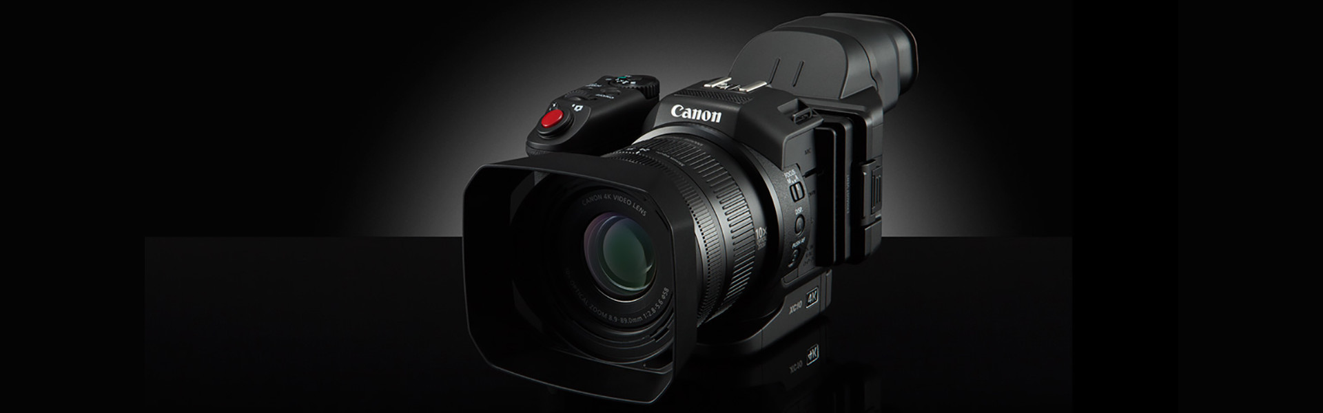 Header image for article At the Bench: Canon XC10 Overview
