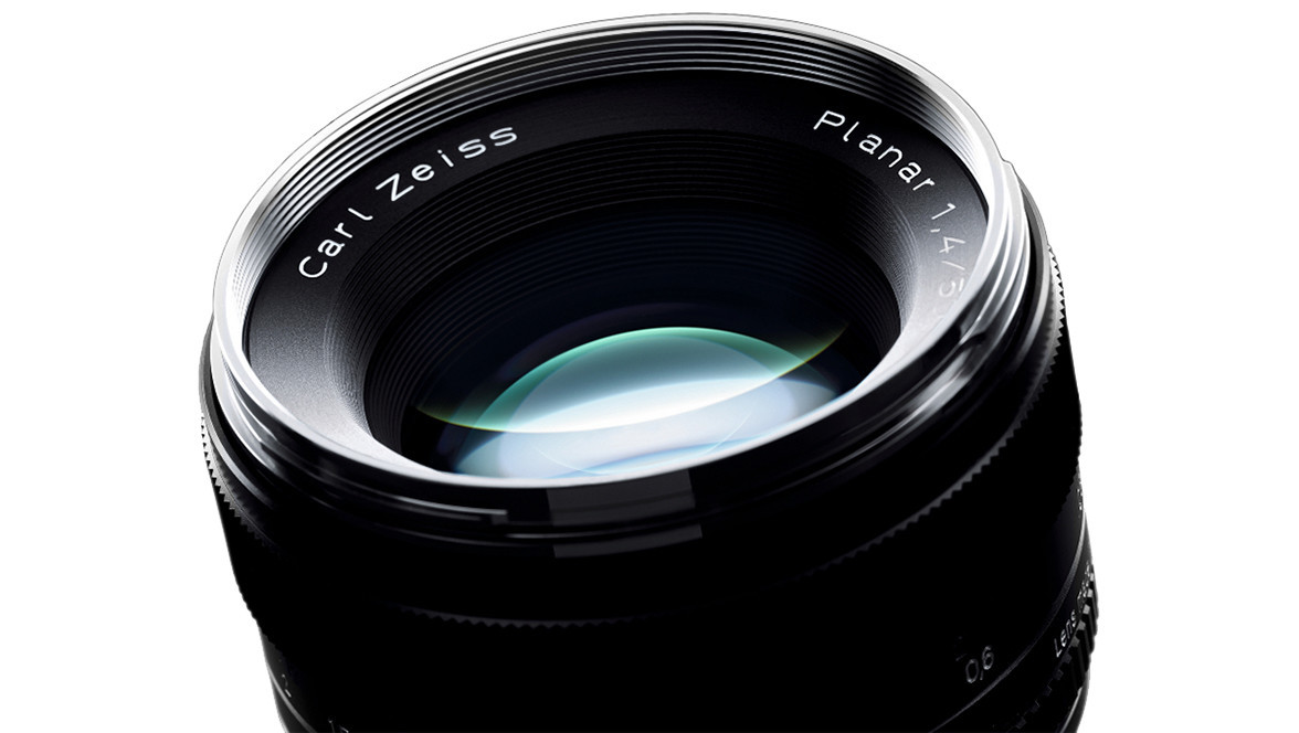 ZEISS 50mm f/1 4 Planar T* Prime - EF Mount | Still Lenses