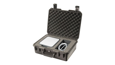 Pelican iM2400 Storm Case with Cubed Foam - Black