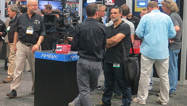 Intro image for article NAB 2014: Panasonic VariCam 35