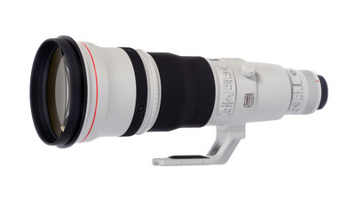Canon 600mm IS II USM L-Series Prime f/4.0 - EF Mount