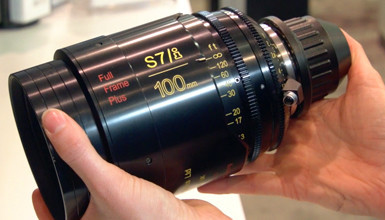Intro image for article NAB 2018: Cooke s7/i Primes
