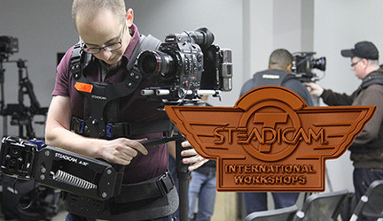 Steadicam Bronze Workshop