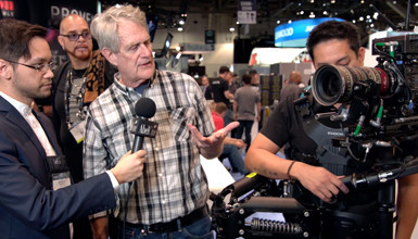 Intro image for article NAB 2018: Steadicam M-1 Volt