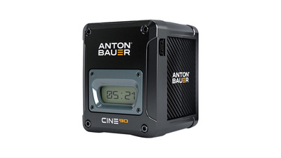 Anton/Bauer CINE 90 GM 90Wh Battery - Gold Mount