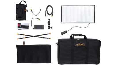 Aladdin ALL-IN 2 Color Kit with Soft Case
