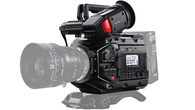 Blackmagic Design URSA Mini Pro 4.6K G2 Camera - EF Mount