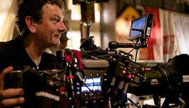 DP Phil Lott Pairs ALEXA Plus 4:3 & Hawk Anamorphics for Kelly & Cal
