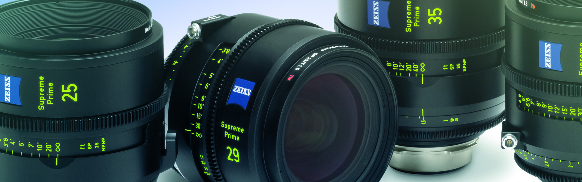 Header image for article ZEISS Announces New Supreme Prime Lenses