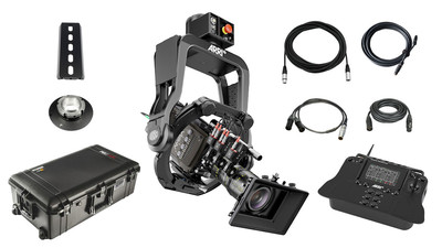 ARRI SRH-3 Stabilized Remote Head Pro Set