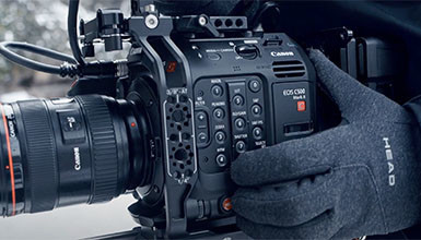 Intro image for article A Look at Canon C500 Mark II with Rubidium Wu
