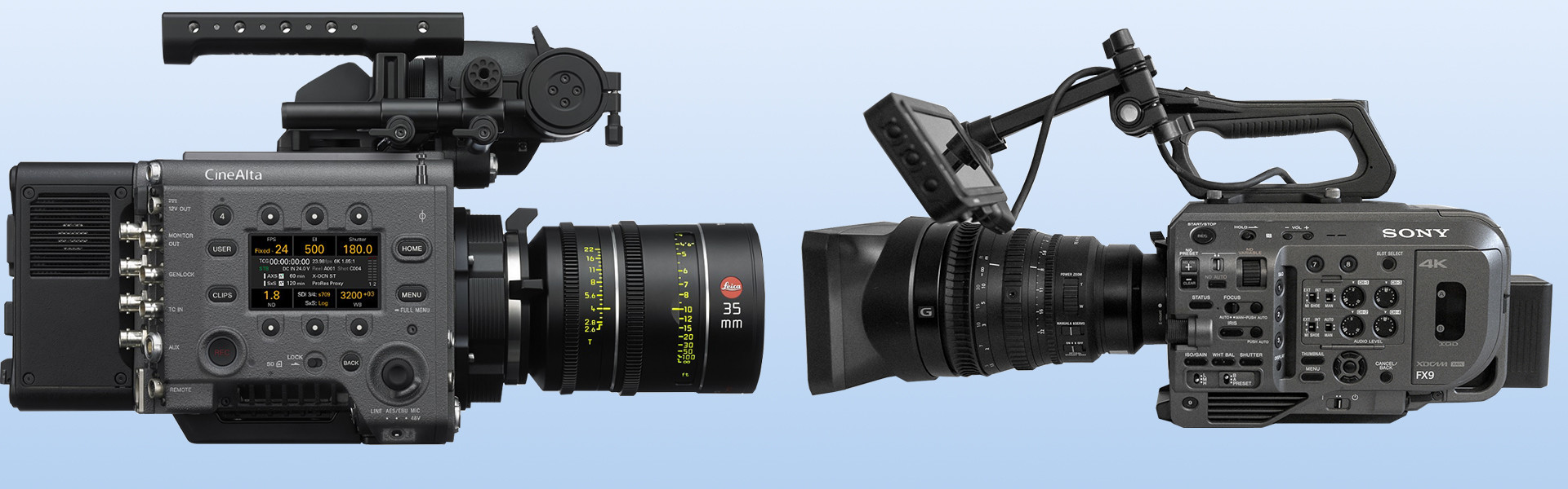 Header image for article 0% Financing Available for Sony FX9 and VENICE