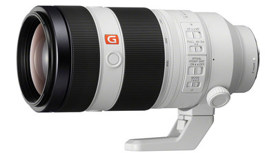 Sony FE 100-400mm f/4.5-5.6 G Master OSS Zoom