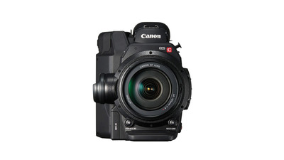Canon EOS C300 MK II Camera Body with Dual Pixel CMOS AF - EF Mount