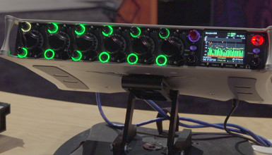 Intro image for article NAB 2019: Sound Devices Scorpio Recorder