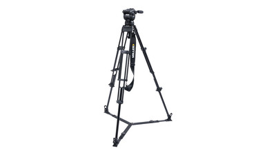 Miller CX18 Toggle 2-Stage Alloy Tripod System - 100mm Ball