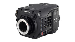 Panasonic VariCam LT Camera ProEx Package with 512GB B Series expressP2 Media Cards