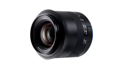 ZEISS 35mm Milvus ZE Prime f/2.0 - EF Mount