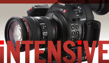 Canon C100 & C100 Mark II Workshop