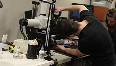 Intro image for article AbelCine Tech Services Now Offering Canon EOS Mount Exchange Program