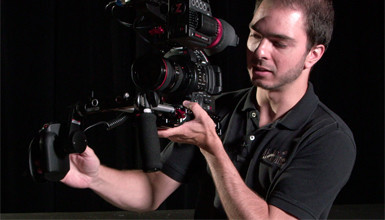 Intro image for article At the Bench: C100 Mark II Rigging Options